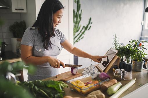 Cuisine saine : maigrir avec une alimentation équilibrée