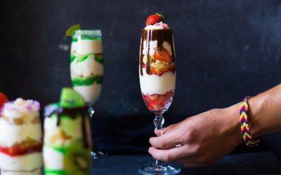 Desserts sans cuisson : faites du Tiramisu au Kiwi et au spéculoos